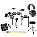 Alesis Nitro Mesh Electronic Drum Set Complete Bundle