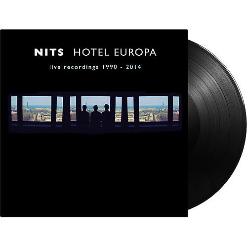 Alliance Nits - Hotel Europa (Live Recordings 1990-2014)