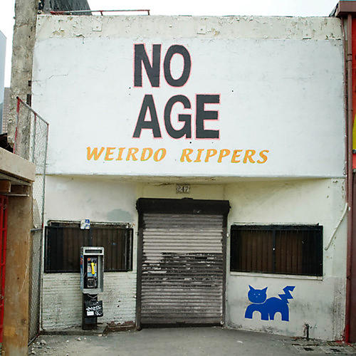 Alliance No Age - Weirdo Rippers