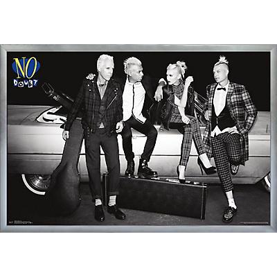 Trends International No Doubt - Car Poster