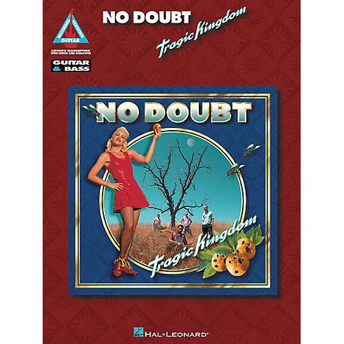 Hal Leonard No Doubt - Tragic Kingdom (Bdook)
