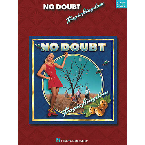 Hal Leonard No Doubt - Tragic Kingdom Piano, Vocal, Guitar Songbook