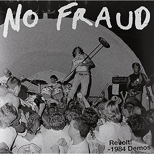 Alliance No Fraud - Revolt: 1984 Demos