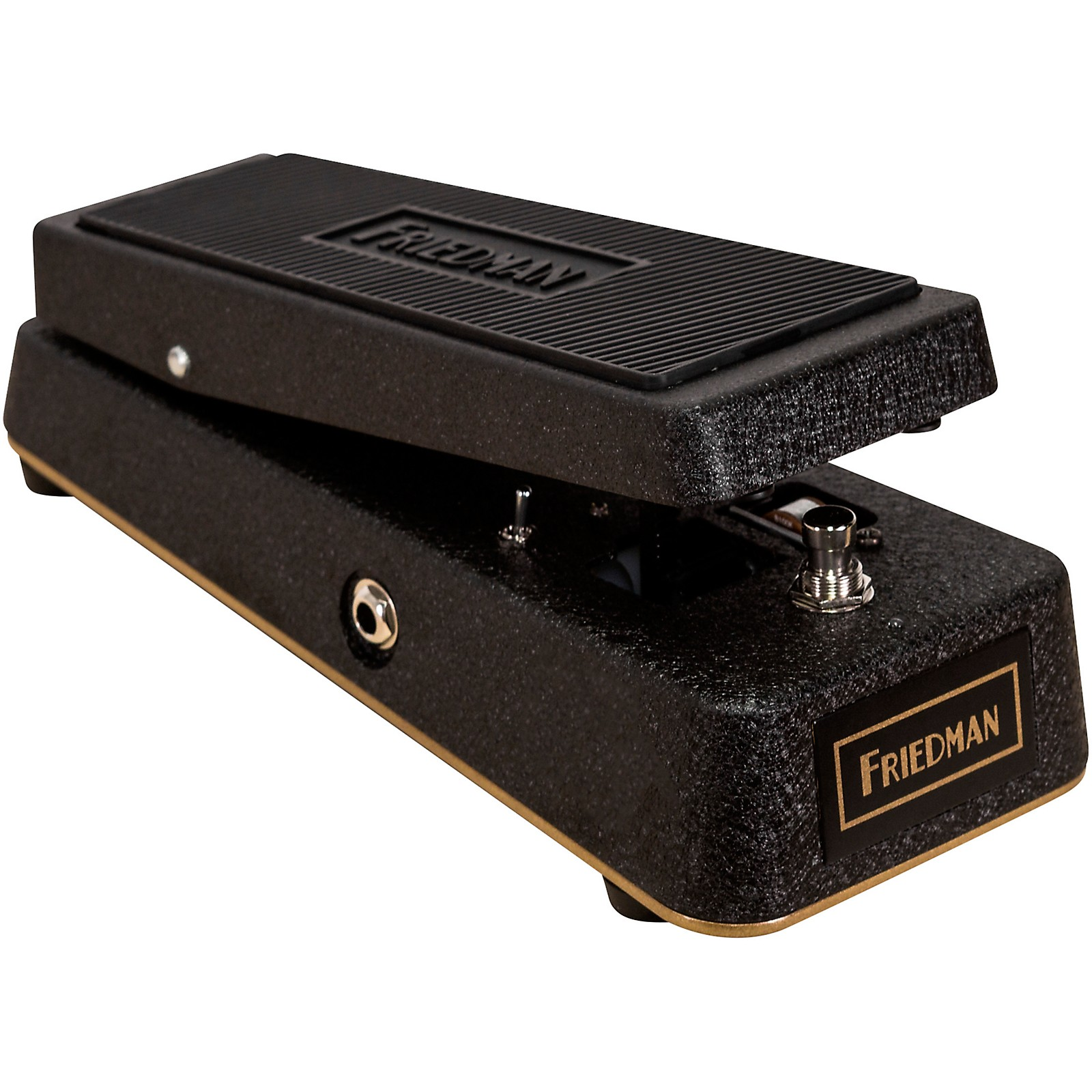 Friedman No More Tears Gold-72 Wah Effects Pedal