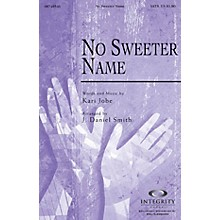 Integrity Choral No Sweeter Name Accompaniment CD Arranged by J. Daniel Smith