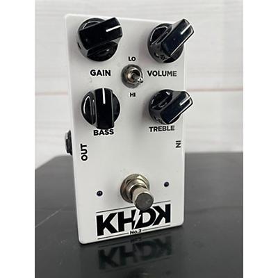 KHDK No. 2 Clean Boost Effect Pedal