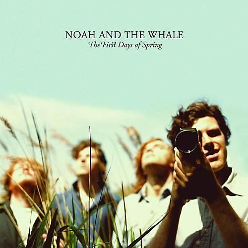 Alliance Noah and the Whale - First Days Of Spring