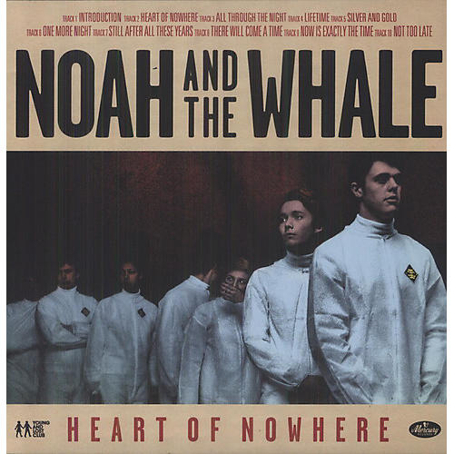 Alliance Noah and the Whale - Heart of Nowhere