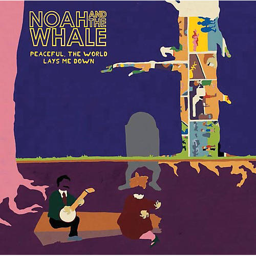 Alliance Noah and the Whale - Peaceful The World Lays Me Down