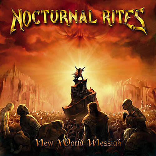 Alliance Nocturnal Rites - New World Messiah