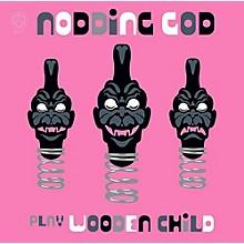 Nodding God - Nodding God Play Wooden Child