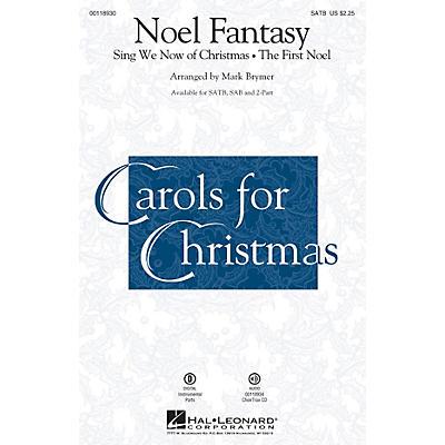 Hal Leonard Noel Fantasy SAB Arranged by Mark Brymer