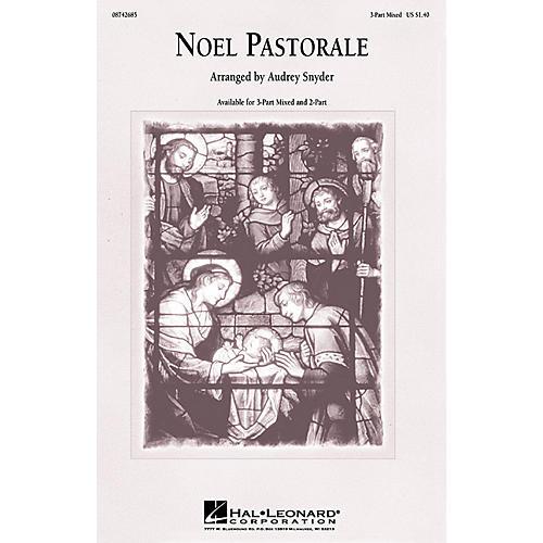 Hal Leonard Noel Pastorale 2-Part Arranged by Audrey Snyder