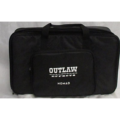 Outlaw Effects Nomad Pedal Board