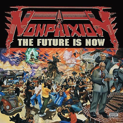 Alliance Non-Phixion - The Future Is Now