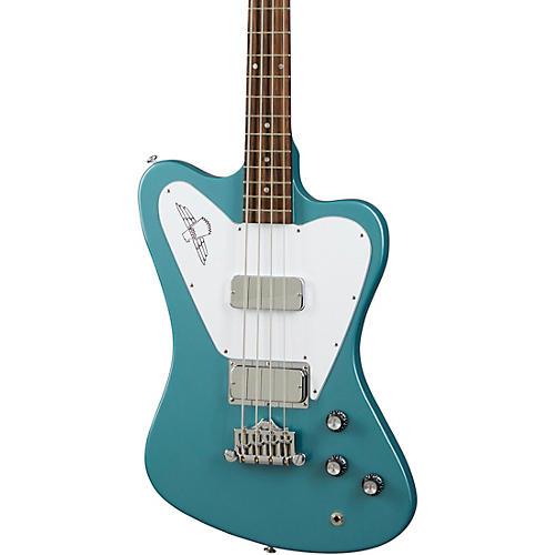 Gibson Non-Reverse Thunderbird Bass Faded Pelham Blue