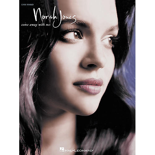Hal Leonard Norah Jones - Come Away With Me For Easy Piano