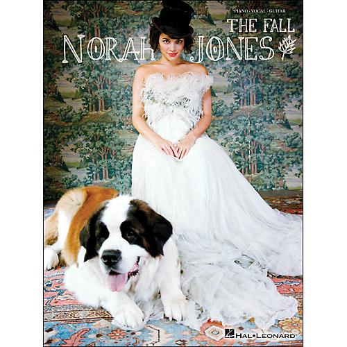 Hal Leonard Norah Jones - The Fall PVG Songbook