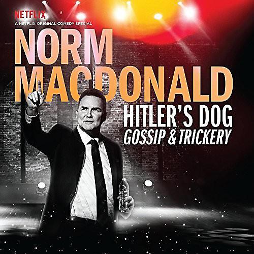 Norm MacDonald - Hitler's Dog, Gossip And Trickery