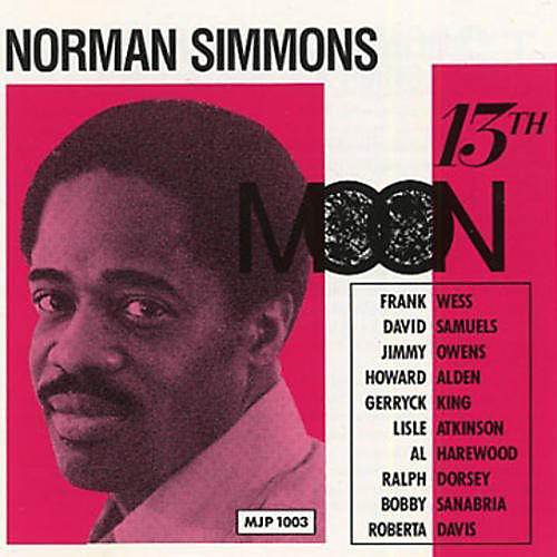 Alliance Norman Simmons - 13th Moon