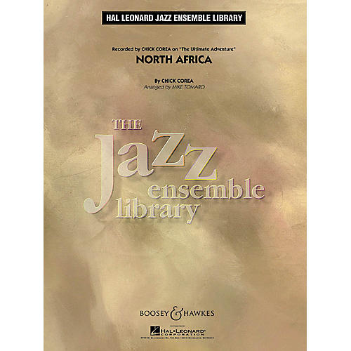 Boosey and Hawkes North Africa Concert Band Level 4 Arranged by Mike Tomaro