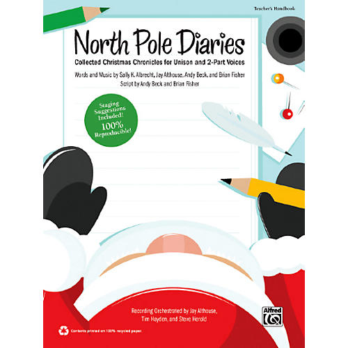 Alfred North Pole Diaries Teachers Handbook