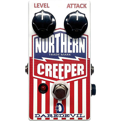 Daredevil Pedals Northern Creeper Fuzz Effects Pedal