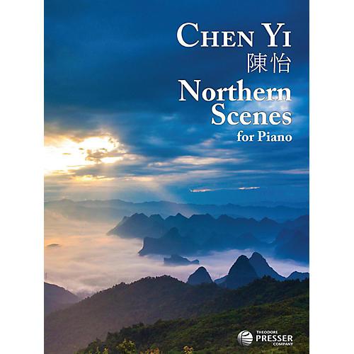 Carl Fischer Northern Scenes for Piano Book