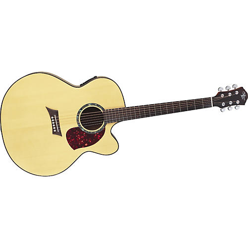 Michael Kelly Nostalgia 60SJCE Jumbo Acoustic-Electric Guitar With Onboard Tuner