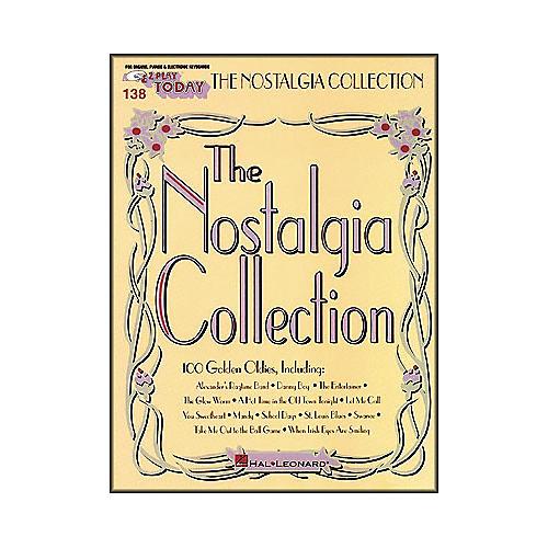 Hal Leonard Nostalgia Collection E-Z Play 138