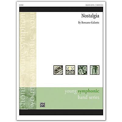 Alfred Nostalgia Conductor Score 3 (Medium)