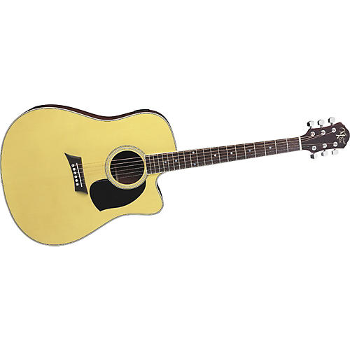 Michael Kelly Nostalgia Dreadnought 10CE Acoustic-Electric Guitar with Onboard Tuner