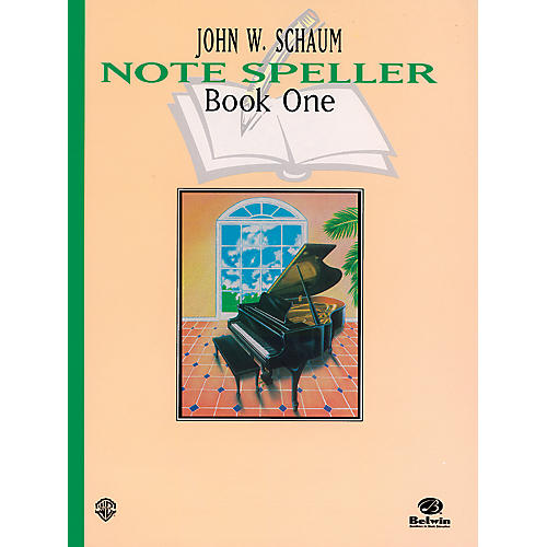 Alfred Note Speller, Book 1 (Revised) Book