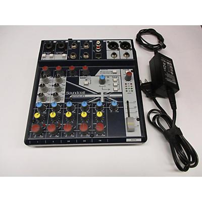 Soundcraft Notepad-8FX 8 Channel Powered Mixer
