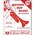 Jamey Aebersold Nothin' But Blues Volume 2 Play-Along Book and CD thumbnail