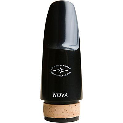 Clark W Fobes Nova EEb Contra Alto Clarinet Mouthpiece