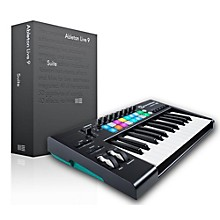 Novation Novation Launchkey 25 MIDI Controller with Ableton Live 9.5 Suite
