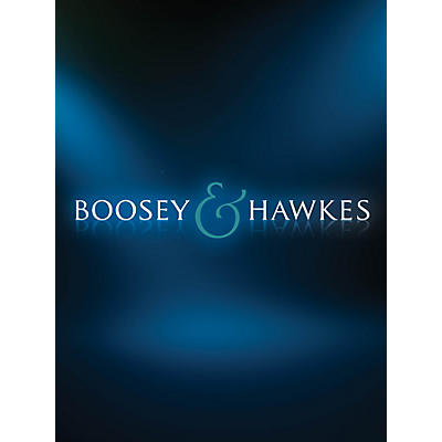 Boosey and Hawkes Noye's Fludde, Op. 59 (The Chester Miracle Play) BH Stage Works Series Composed by Benjamin Britten