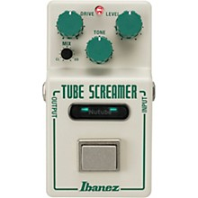 Open Box Ibanez Nu Tube Screamer Overdrive Effects Pedal