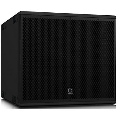 """Turbosound NuQ115B-AN 15"""" Front Loaded Subwoofer"""