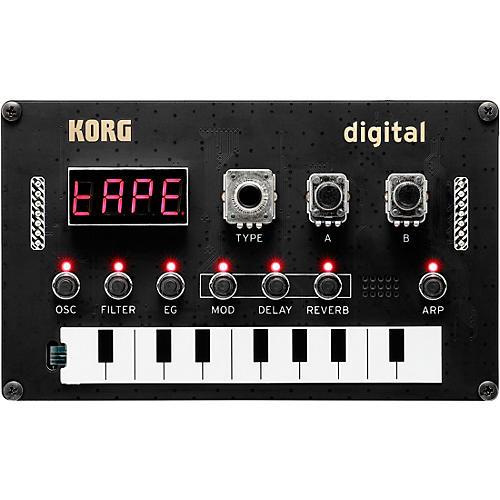 Korg Nu:Tekt NTS-1 Digital DIY Synthesizer