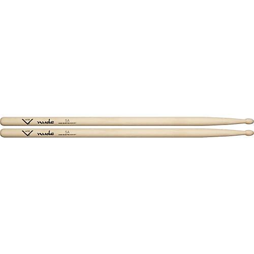 Vater Nude Series Drum Sticks 5A Wood
