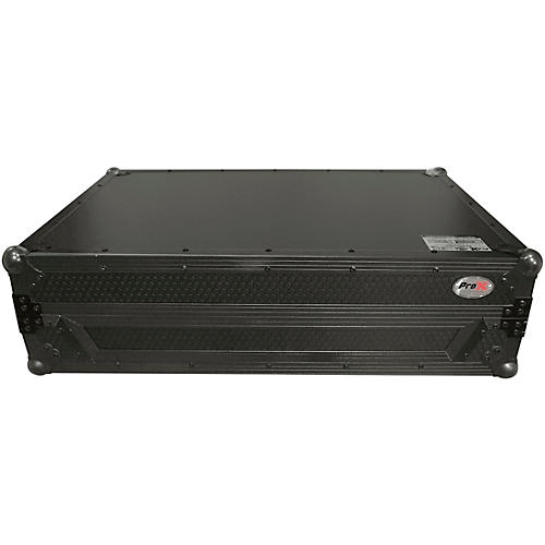 ProX Numark NS7II and NS7III Digital Controller Flight Case with Wheels (XS-DDJRZXWRB)