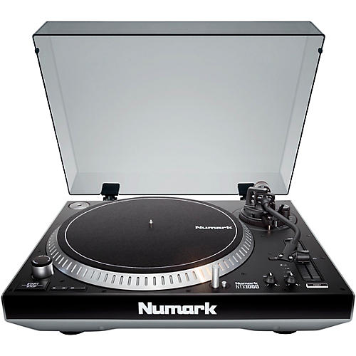 Numark Numark NTX1000 Professional High-Torque Direct Drive Turntable