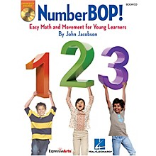 Hal Leonard NumberBOP - Easy Math and Movement Teacher Book/Enhanced CD
