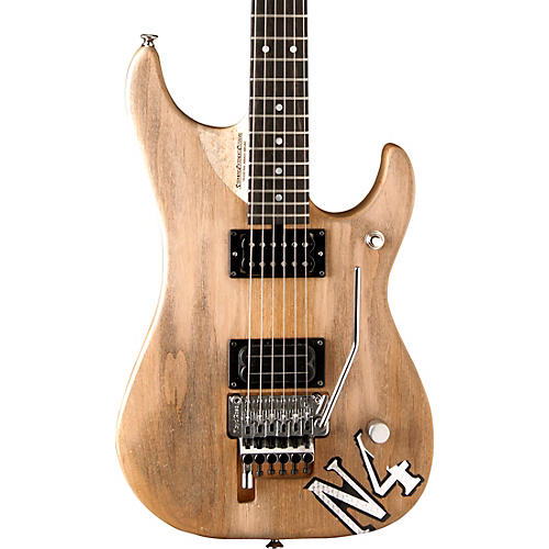 Washburn Nuno Bettencourt N4-Nuno Authentic USA Natural Distressed