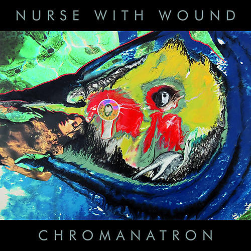 Alliance Nurse with Wound - Chromanatron (Red and Gray Vinyl)