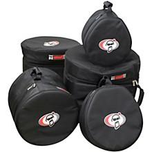 Nut Case Drum Cases 10x8, 12x9, 14x14, 14x5.5, 20x16 in. Black