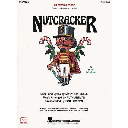 Hal Leonard Nutcracker (A Holiday Musical) ShowTrax CD Arranged by Ruth Artman