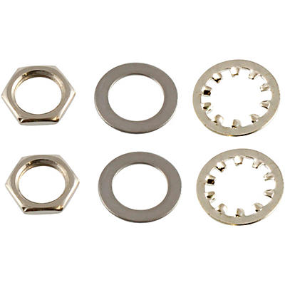 Allparts Nuts and Washers for USA Pots and Jacks